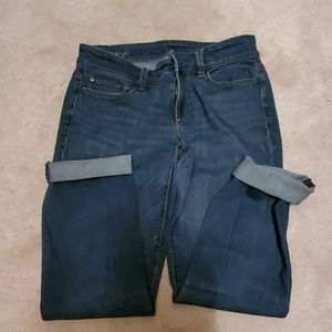 Ann Taylor modern fit jeans